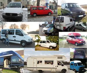 Die-Idee-Camper-Flotte