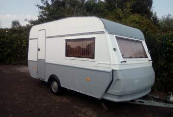 Hire a motorhome in Hamm from private owners| Hobby 400 T Hobby400
