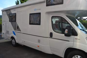 Hire a motorhome in Jena from private owners| Fiat Hulk