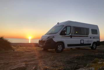 Hire a motorhome in Horb am Neckar from private owners| Globecar Nils