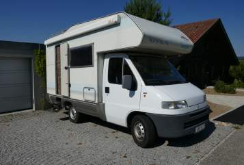 Hire a motorhome in Fornach from private owners| Fiat Ducato 230 Hansi-Familycar