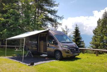 Hire a motorhome in Wiesbaden from private owners| Fiat Alfred