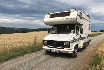 Hire a motorhome in Stuttgart from private owners| Fiat SPA-Mobil