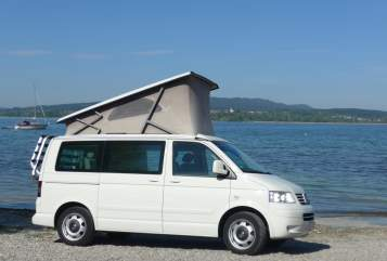 Hire a motorhome in Konstanz from private owners| Volkswagen Eisbär