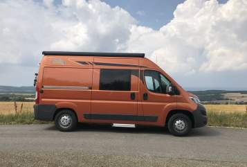 Hire a motorhome in Filderstadt from private owners| Roadcar kleiner Wommel