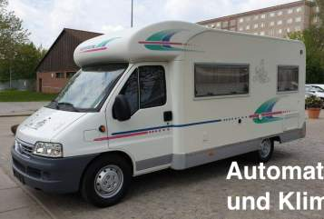 Hire a motorhome in Panketal from private owners  Fiat Horst