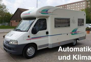 Hire a motorhome in Panketal from private owners| Fiat Horst