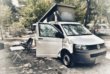 Hire a motorhome in Erlensee from private owners| Volkswagen Gandalf