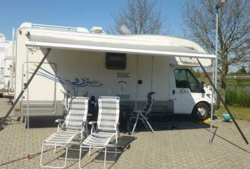 Hire a motorhome in Haren (Ems) from private owners| Ford Rimor Turbo
