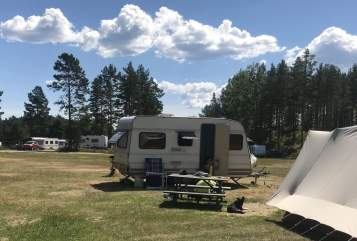 Hire a motorhome in Seevetal from private owners  Dethleffs Dethleff