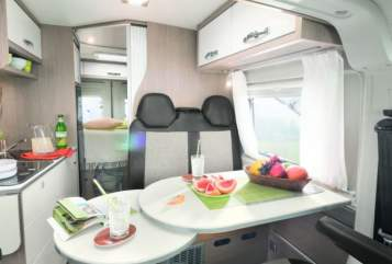 Hire a motorhome in Ahlen from private owners  Pössl  Puppy
