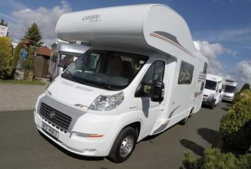 Hire a motorhome in Radebeul from private owners| Fiat Ducato Otto