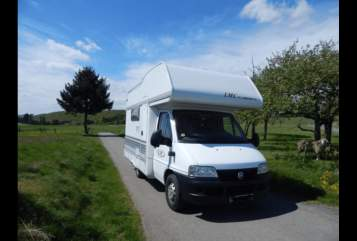 Hire a motorhome in Dommershausen from private owners| Fiat Ducato  LMC