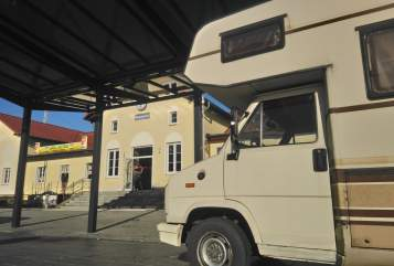 Hire a motorhome in Cottbus from private owners| FIAT Marianne