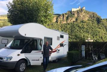 Hire a motorhome in Nienhagen from private owners| Euramobil Eura