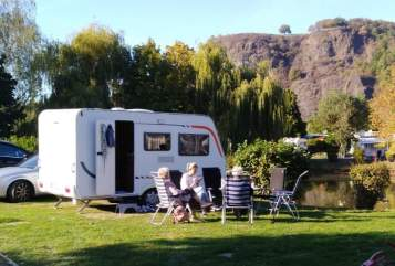 Hire a motorhome in Hünstetten from private owners| Capron Nina