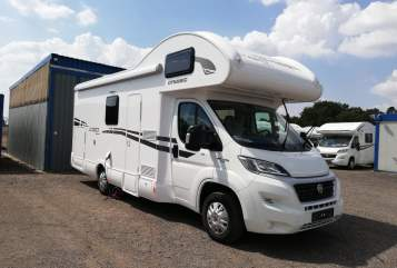Hire a motorhome in Berlin from private owners| Fiat Hrimfaxi II