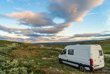 Hire a motorhome in Dresden from private owners| Volkswagen Lotta on Tour