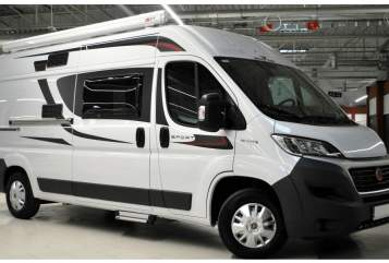 Hire a motorhome in Haar from private owners| Roller Team Luca