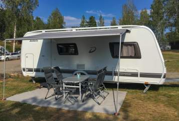 Hire a motorhome in Wernau (Neckar) from private owners| Dethleffs Camper
