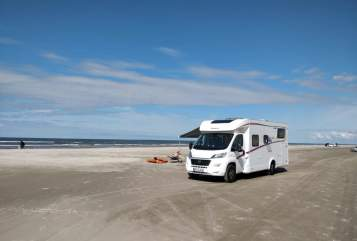 Hire a motorhome in Porta Westfalica from private owners| Dethleffs MaRa