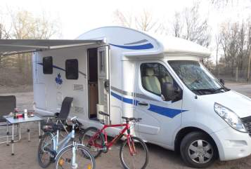 Hire a motorhome in Esthal from private owners| ahorn Willie
