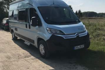 Hire a motorhome in Berlin from private owners| Pössl Wilder Willi
