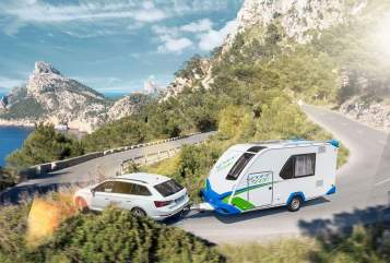 Hire a motorhome in Singen from private owners| Knaus QL480  KAUT. nur 250Eu