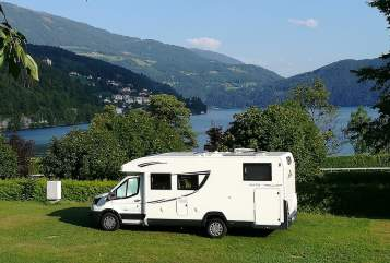 Hire a motorhome in Gottmadingen from private owners| Roller-Team / Ford Bob