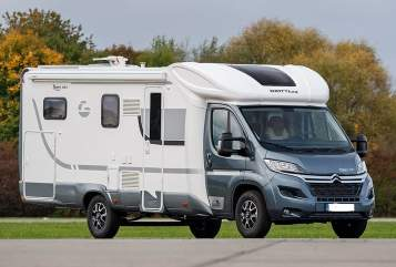 Hire a motorhome in Görgeshausen from private owners| Citroen Therry T37