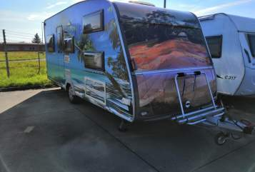 Hire a motorhome in Kaufbeuren from private owners| Bürstner MAUI