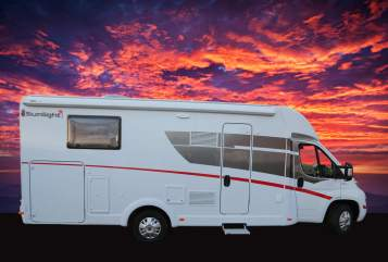 Hire a motorhome in Schwerte from private owners| Sunlight  Lilly