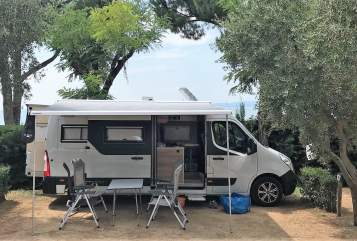 Hire a motorhome in Bad Brückenau from private owners| Opel Movano Momento
