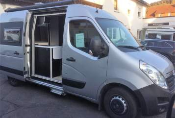 Hire a motorhome in Bad Brückenau from private owners| Opel Primo