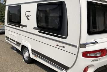 Hire a motorhome in Kieselbronn from private owners  Fendt Caravan Ive
