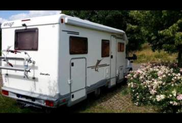 Hire a motorhome in Boppard from private owners| Fiat Ducato  Super-Schnecke