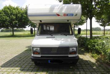 Hire a motorhome in Bottrop from private owners| Fiat ducato 280 wilk