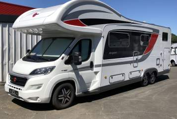 Hire a motorhome in Dortmund from private owners| Bürstner  Argos A747-2G