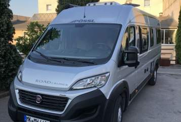 Hire a motorhome in Iserlohn from private owners  Pössl MiWi 4403