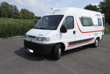 Hire a motorhome in Lotte from private owners| Fiat Duci