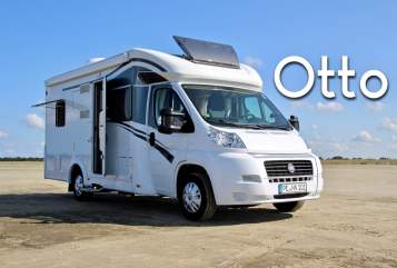 Hire a motorhome in Edemissen from private owners| Sunlight T64 Otto