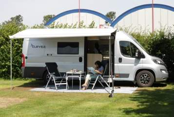 Hire a motorhome in Münster from private owners| Citroen Fluchtwagen