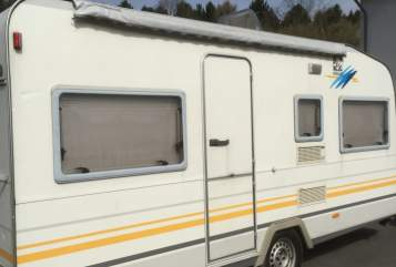 Hire a motorhome in Ense from private owners| Knaus Südwind Charly