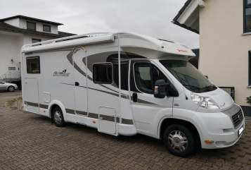 Hire a motorhome in Dolgesheim from private owners| Dethleffs DG Globe4