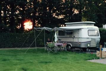 Hire a motorhome in Essen from private owners| Eriba O'Malley