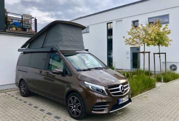 Hire a motorhome in Putbus from private owners| Mercedes Merci