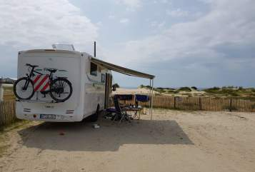"""Hire a motorhome in Norden from private owners