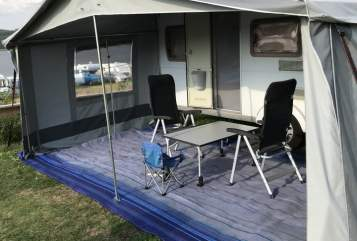 Hire a motorhome in Bamberg from private owners| Knaus Knut