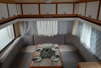 Hire a motorhome in Haselünne from private owners| Knaus JD Südwind