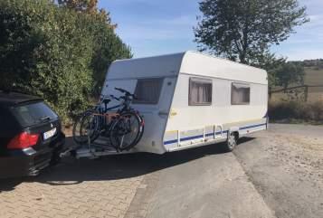 Hire a motorhome in Welver from private owners| Bürstner Bürsti